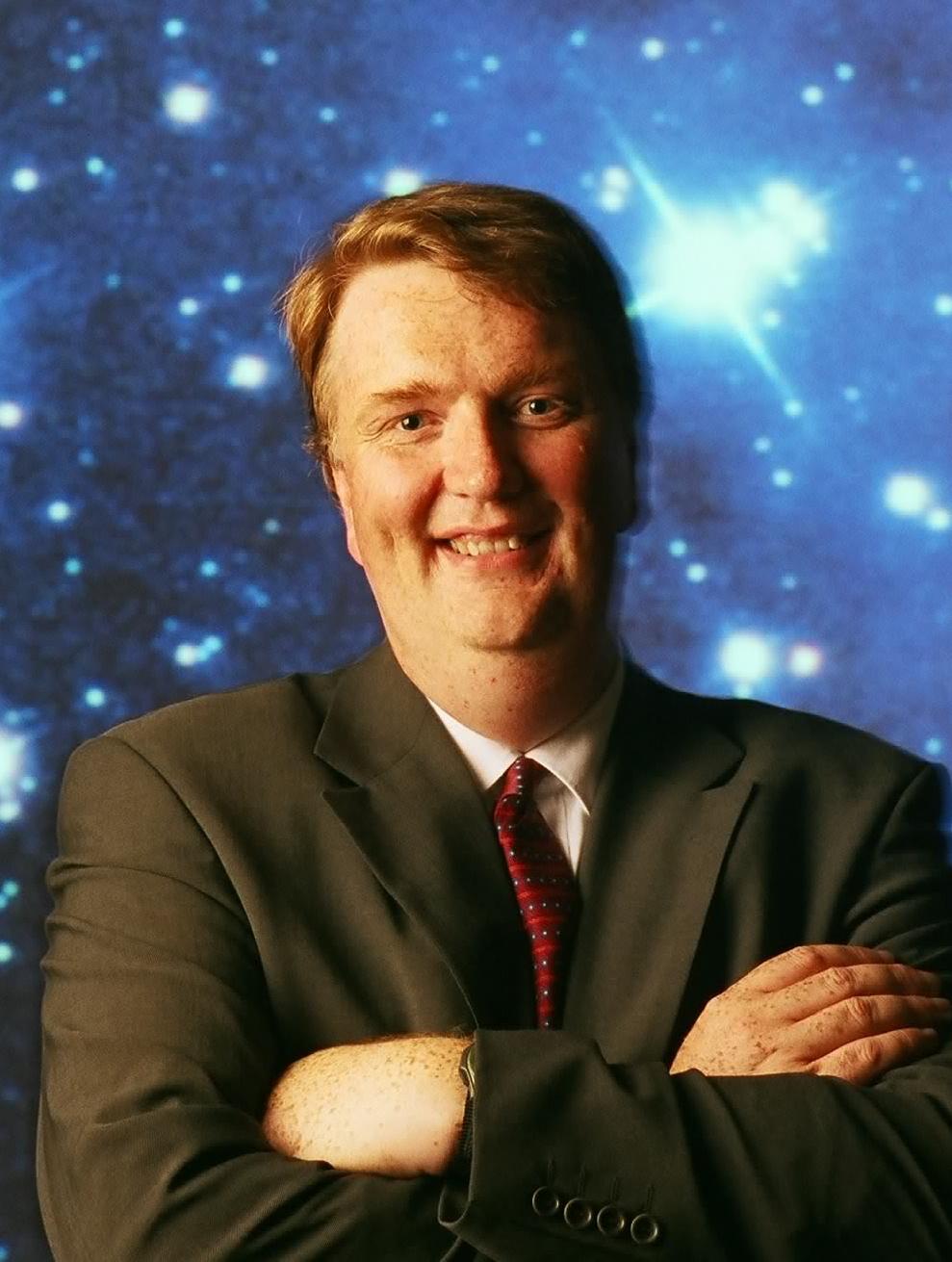 Rev. Dr. David Wilkinson