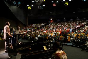 The World Methodist Conference last occurred in 2011, in Durban, South Africa, and brought together many Methodist-related denominations. Another such conference is set for Houston, Aug. 31-Sept. 3, with some 2,500 people from around the world expected to attend.